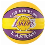 Spalding NBA Team Ball Los Angeles Lakers (5) - Outdoor