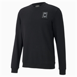 PUMA Pivot Basketball Crewneck - Black