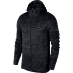 Nike Dry Kyrie Elite Showtime Hoodie - Anthracite/Black