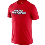 Nike Dri-FIT NBA Mantra T-Shirt - Houston Rockets