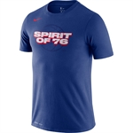 Nike Dri-FIT NBA Mantra T-Shirt - Philadelphia 76'ers