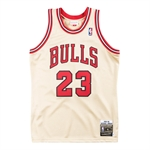 Mitchell & Ness NBA Authentic Gold Jersey - 1995-96 / Michael Jordan