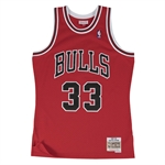 Mitchell & Ness NBA HWC Swingman Jersey 2.0 - 1997-98 / Scottie Pippen